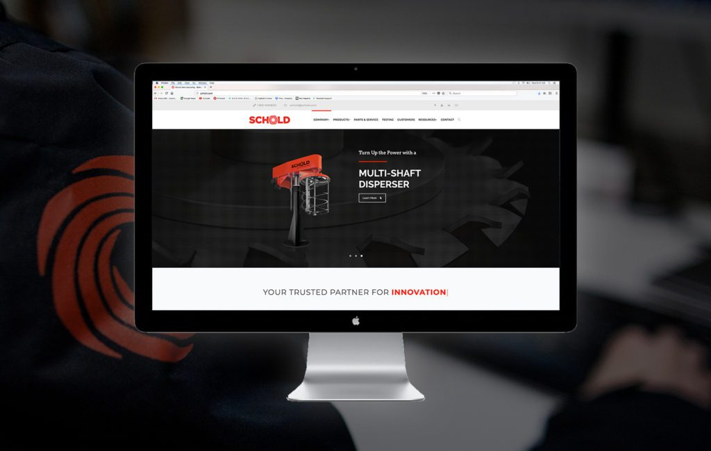 Schold Contact Us - Website Homepage