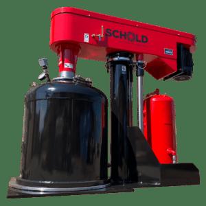 Schold Vacuum Drum Mixer