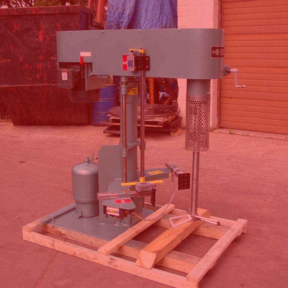 Schold Machine Refurbishing Maintenance Program
