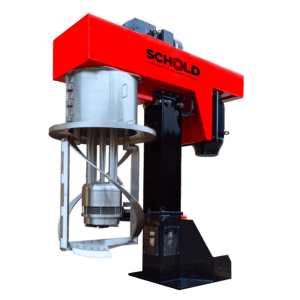 Schold Variable Immersion Mill with Sweep