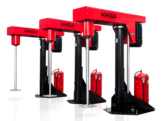 Schold Variable High Speed Dispersers